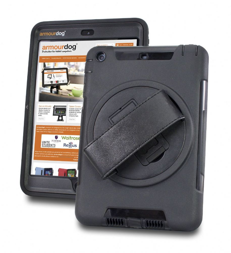 Armourdog Rugged 360 Grip Case For The Apple Ipad Mini 1 2